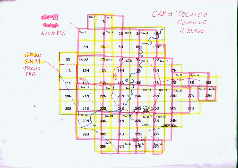 Cartina Italia Dwg.Carte Topografiche
